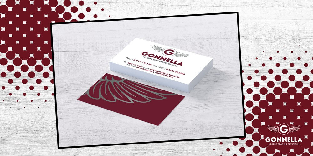 Gonnella Business Card