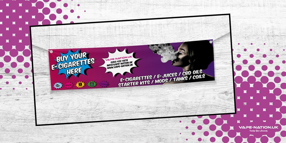 Vape Nation Banner