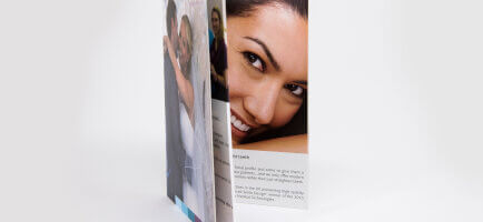 Printing Progress - Brochure   Chichester