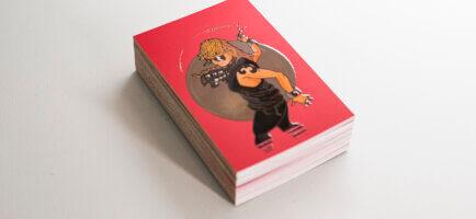 Printingprogress | business-cards-Chiswick