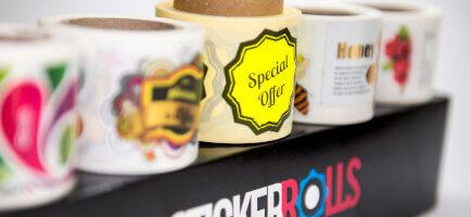 Stickers Dulwich