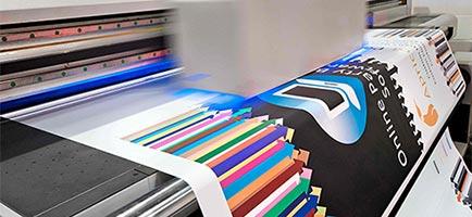 Signage Large Format Print Seven Sisters
