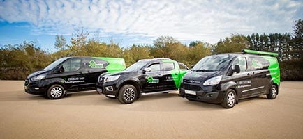 Vehicle graphics Limehouse