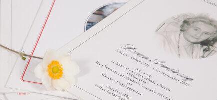 Funeral-printing-Buckinghamshire