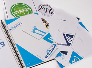 Graphic design Leicester